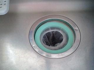 キッチン排水溝4.JPG