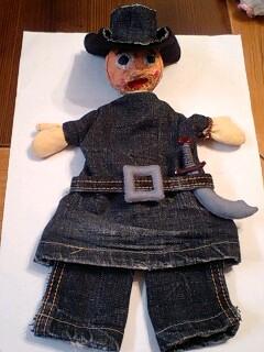 指人形完成2009.JPG